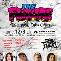 THE FUTURE(ザ フューチャー) 12月3日のフライヤー