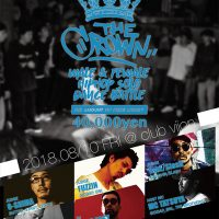 『THE CROWN 2018』vol.4 2018.8/10