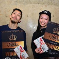 [結果]『THE CROWN』~GRAND CHAMPIONSHIP 2018~2018.12/14(FRI)