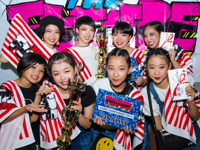 THE FUTURE -DANCE CONTEST- 2019 SEASON FINALIST