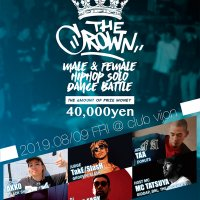 『THE CROWN 2019』vol.4 2019.8/9