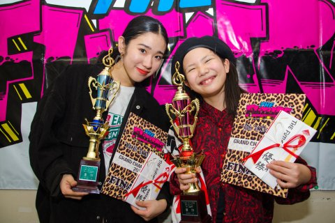 THE FUTURE -DANCE BATTLE- 2019 SEASON FINALIST