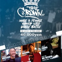 『THE CROWN 2020』vol.1 2020.2/14